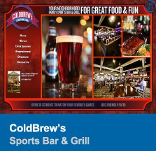 Coldbrews Bar and Grill